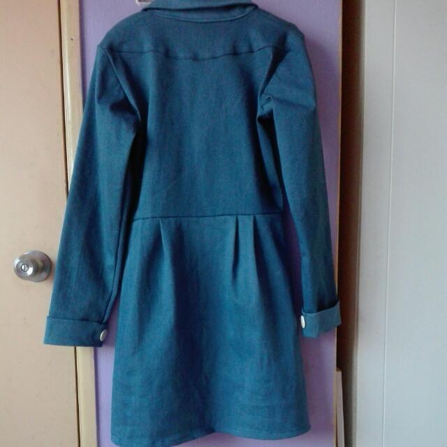 (RENT/BUY) Jeans Denim coat