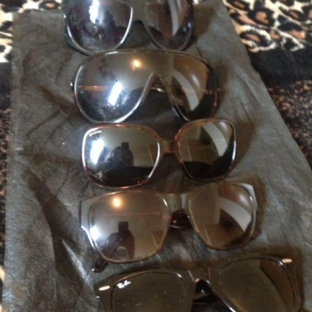 Designer's Sunglasses