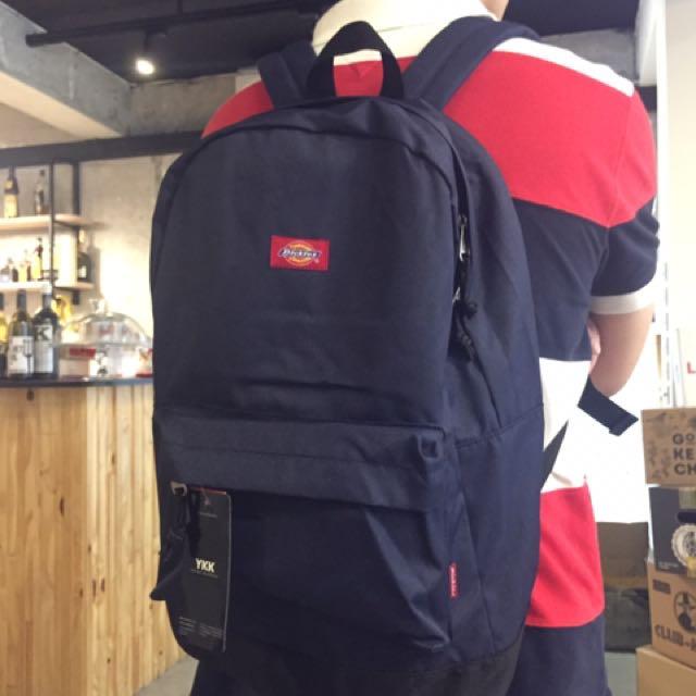 Dickies 經典 多功能後背包 兩款 韓國直送