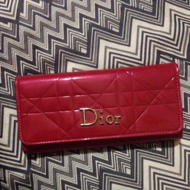 Dior wallet clutch replica 👛
