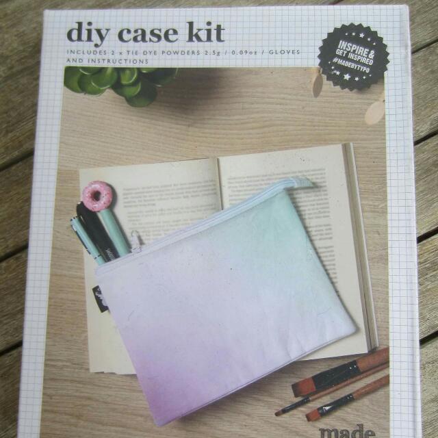 DIY Pencilcase Kit