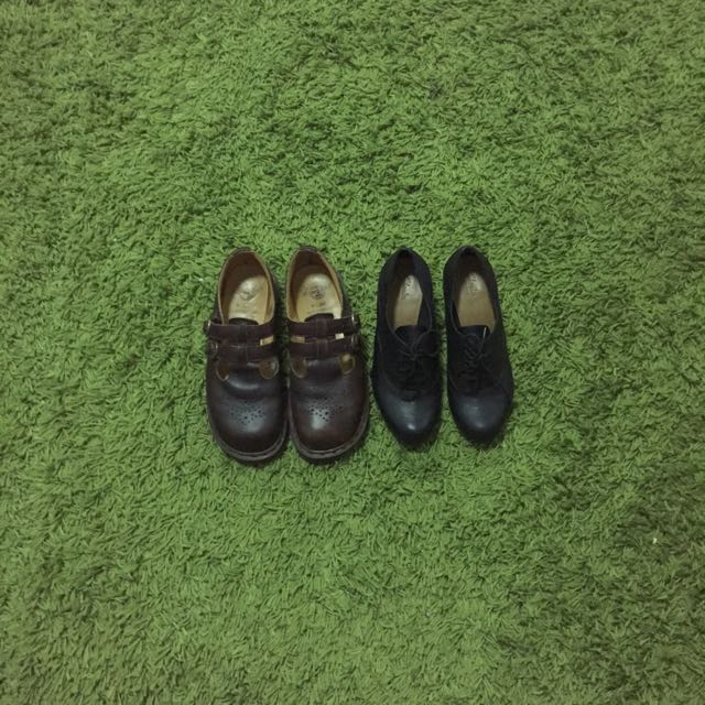 Dr. Martens 8065 Mary Jane And Clarks Coolest Fruit