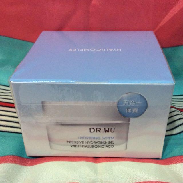 全新💖【DR.WU】玻尿酸保濕水凝露(30ml)