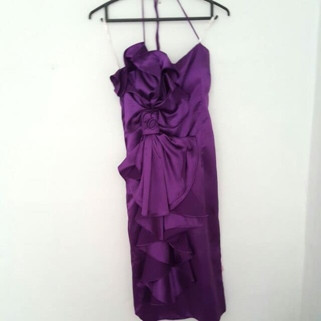 Designer Emanuella Y dress