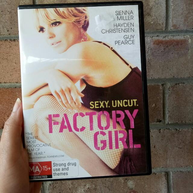 Factory Girl DVD