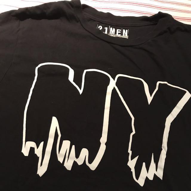 Forever 21 NY Shirt
