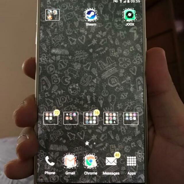 Galaxy Note 5 32 Gb Gold RESMI SEIN