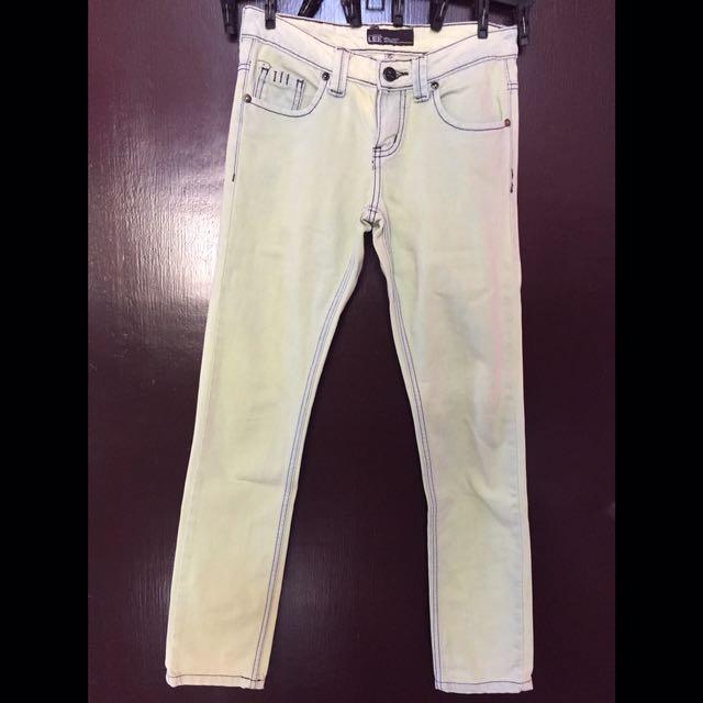 LEE Green Pants