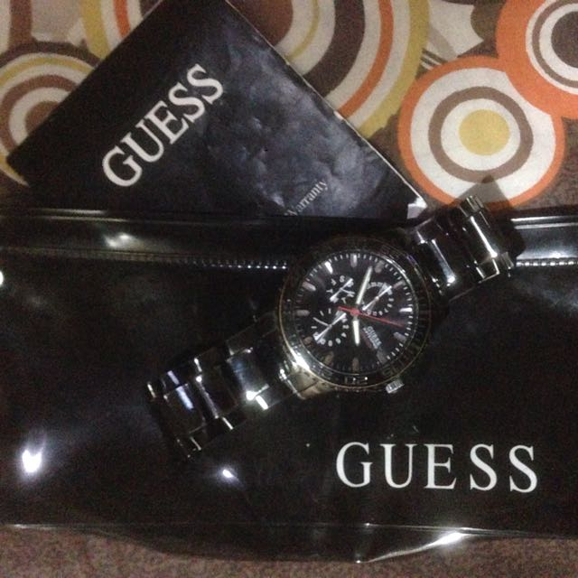 Guess ory