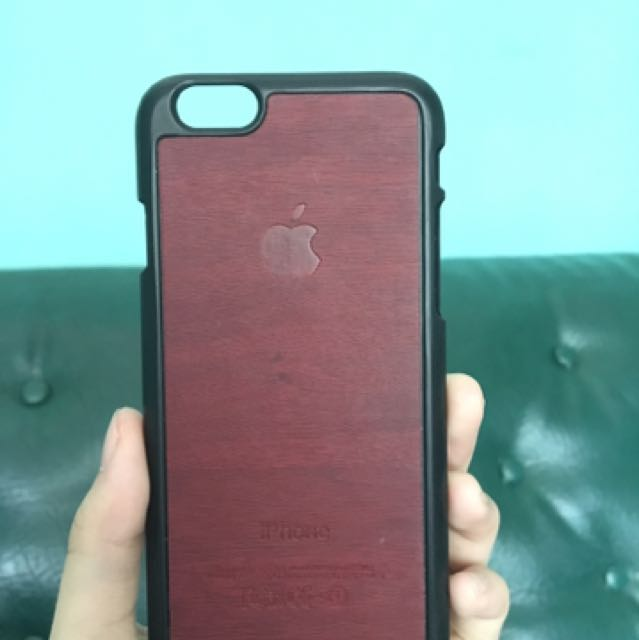 Hardcase Iphone 6 Leather