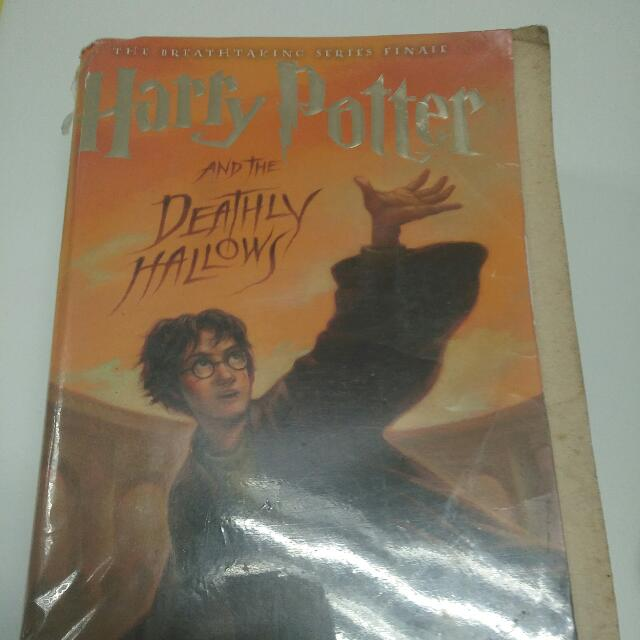 Harry Potter and Deathly Hallows