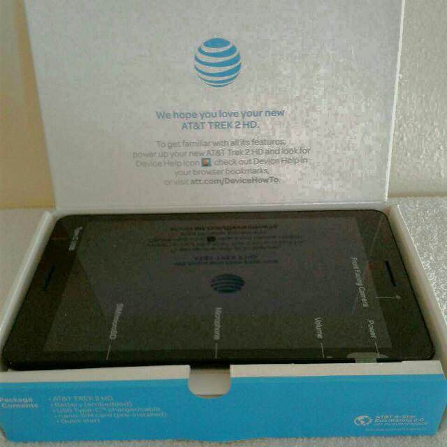 I have a Brand New in Box TREO TABLET Android with UNLIMITED 4G LTE INTERNET SERVICE, with AT&T NO CONTRACT!