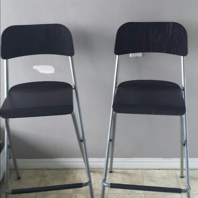 Ikea barstools