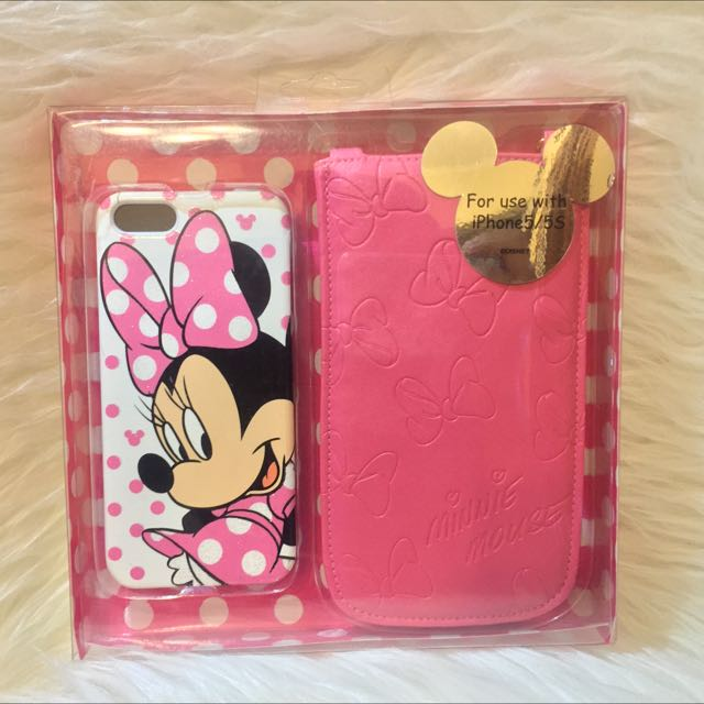 Minnie Mouse iPhone 5/5s Case