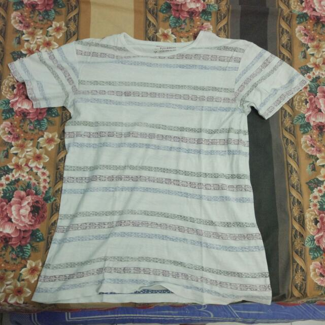 Kaos Pull And Bear Original