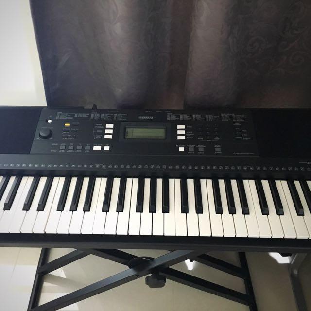 Keyboard Yamaha E343