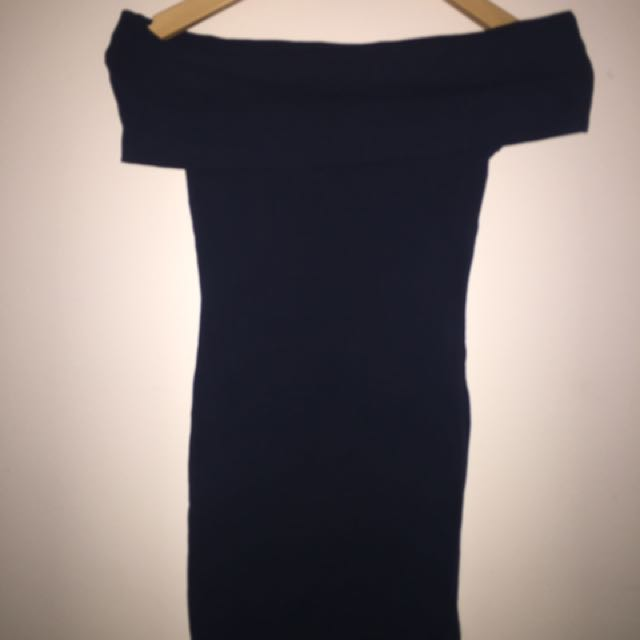 Kookai Off The Shoulder Dress