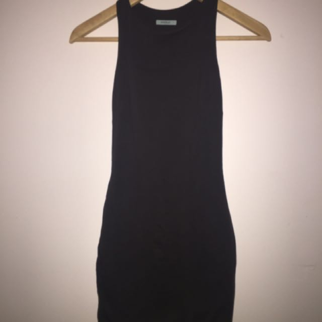 Kookai Razor Back Dress Size 6