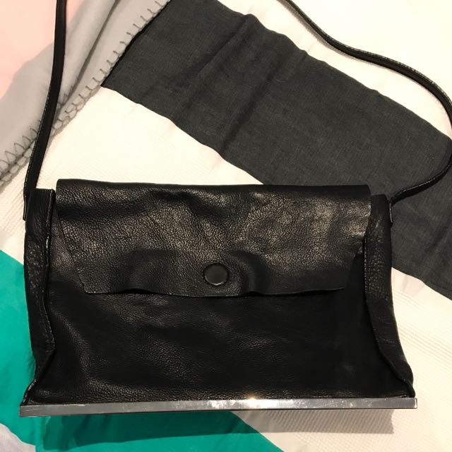 Leather Zara Handbag