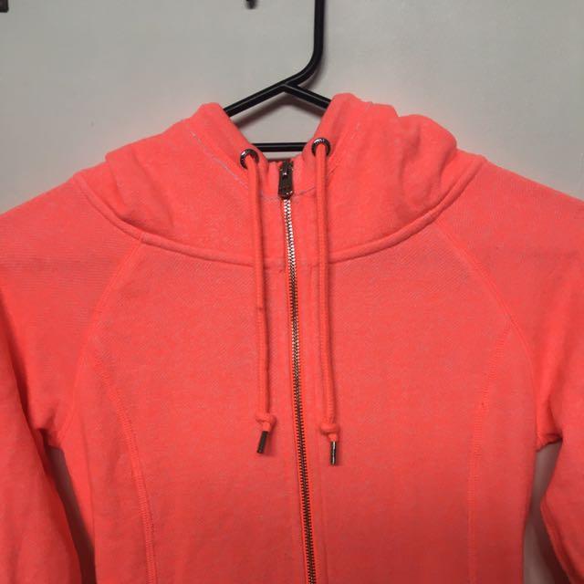 Lorna Jane Pink Jacket/Hoodie