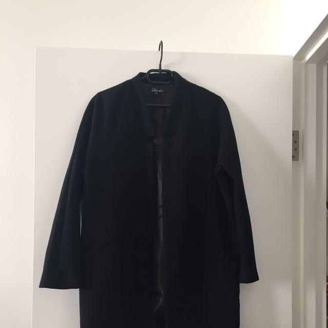 Luvalot Coat Size 10