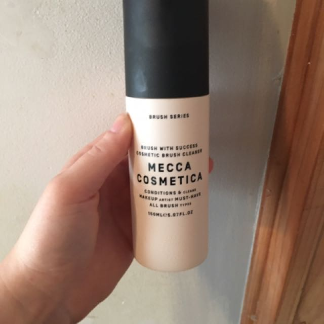 MECCA COSMETICA Makeup Brush Cleaner