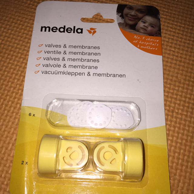 Medela Swing Valves