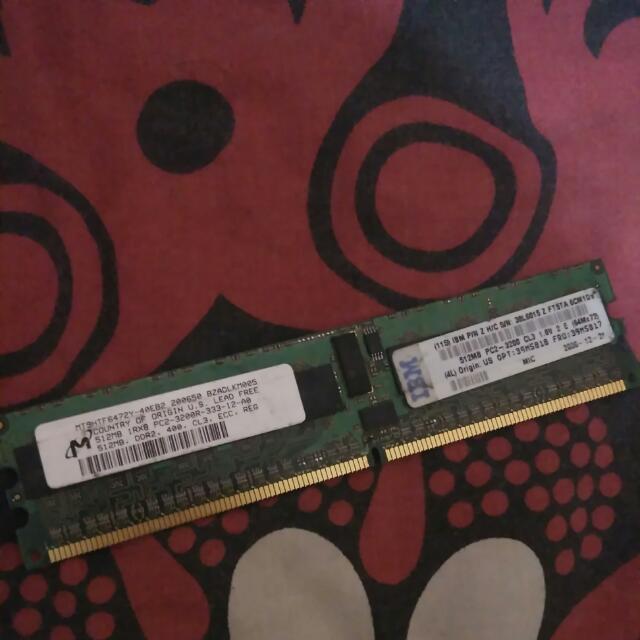 memori 512mb