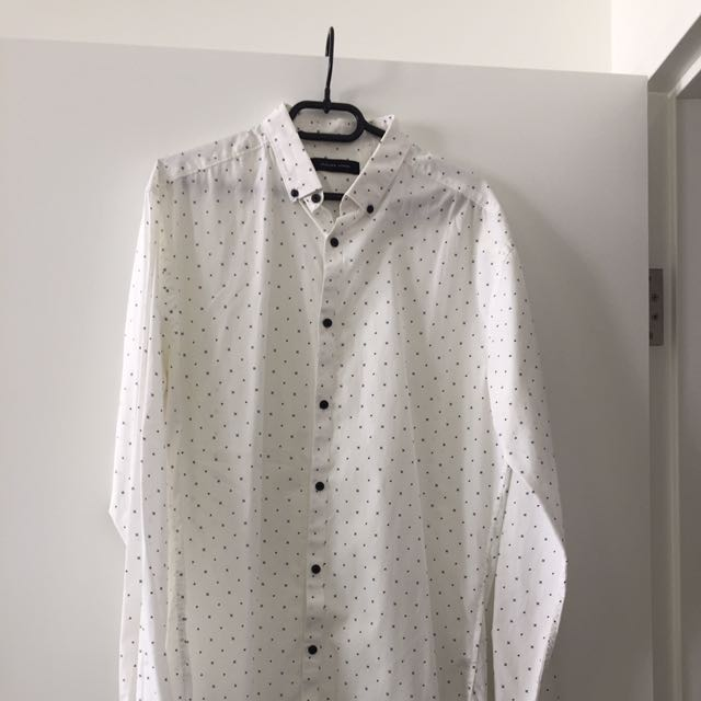Men's Selected Shirt Size L