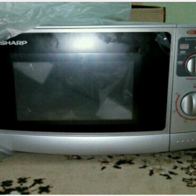 Microwave Sharp R-222y