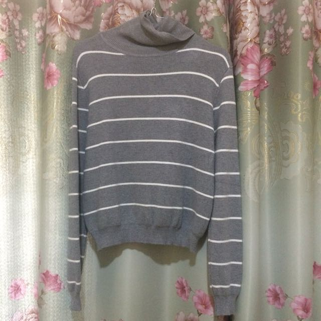 New Sweater Rajut Turtel