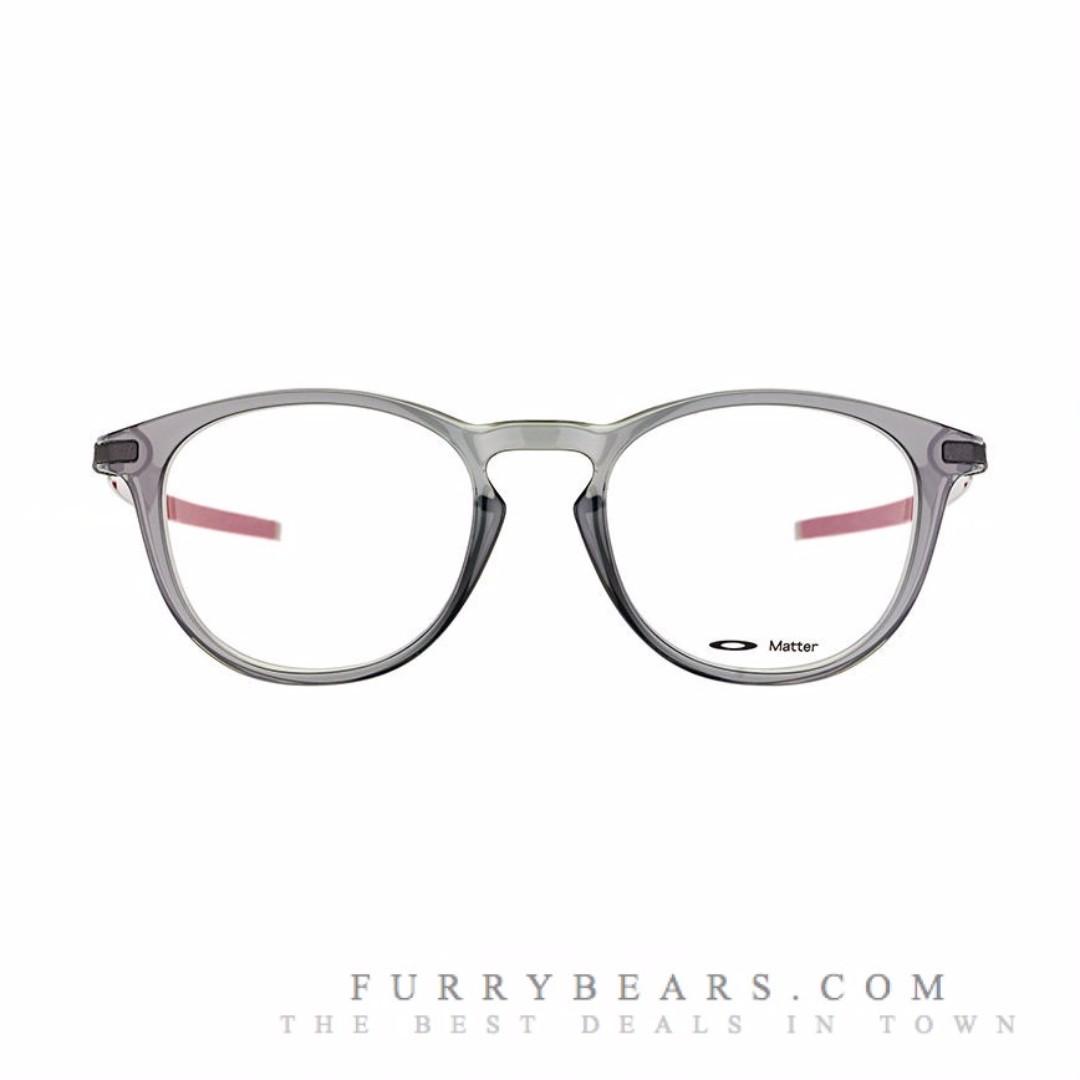 Oakley OX8105 PITCHMAN R 8105-02 Prescription Glasses Active Sport ... ec6bbc1ab8a