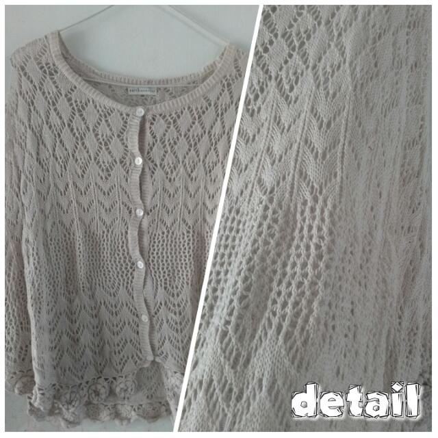 Outer Knit Unsleeve