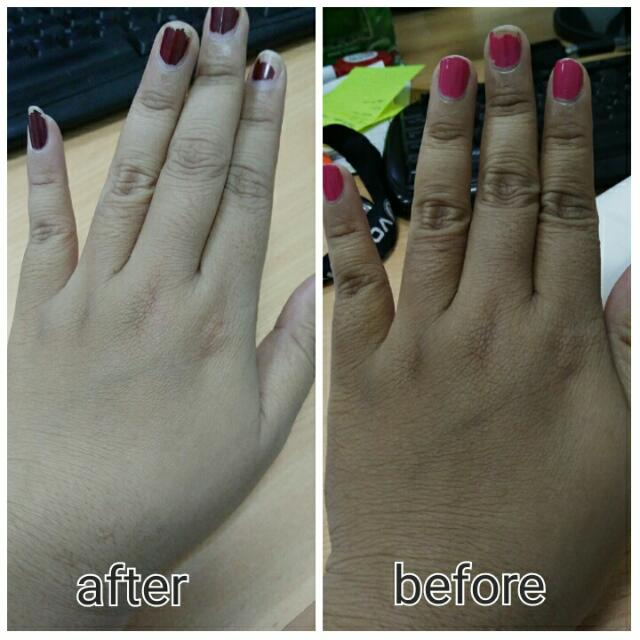 Paket Hand And Body Lotion Whitening