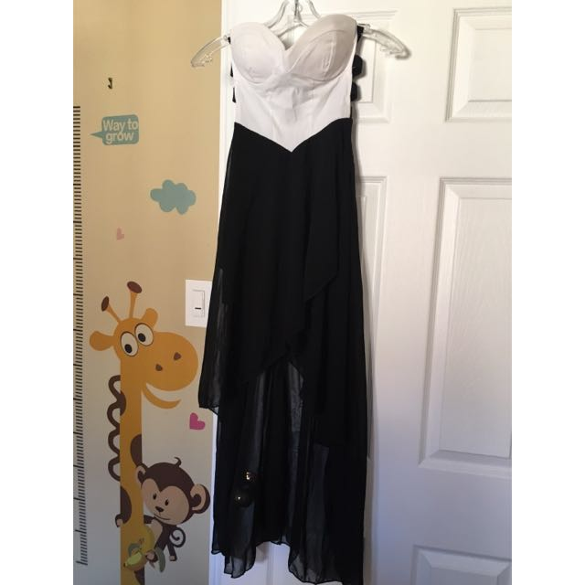 Party Prom Formal Dress Tube Dress