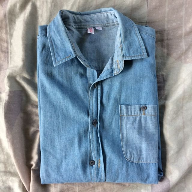 PENSHOPPE DENIM LONGSLEEVES