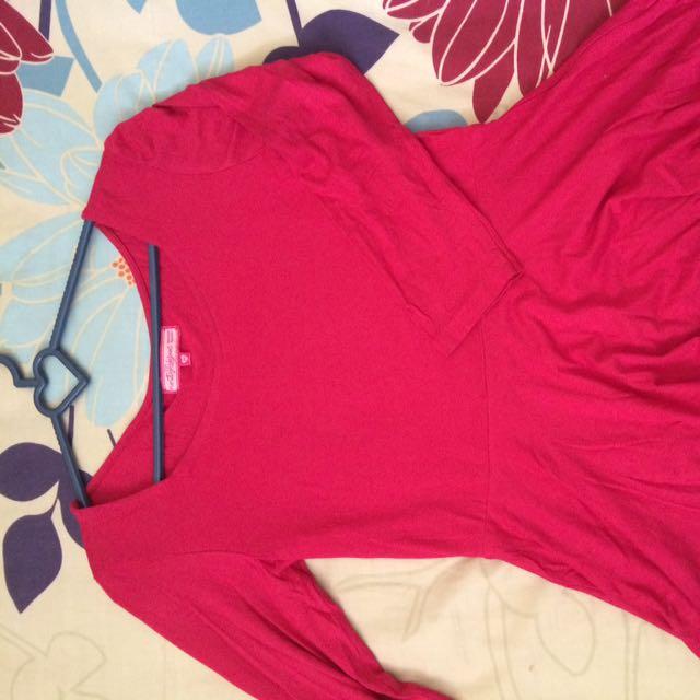 Peplum tshirt