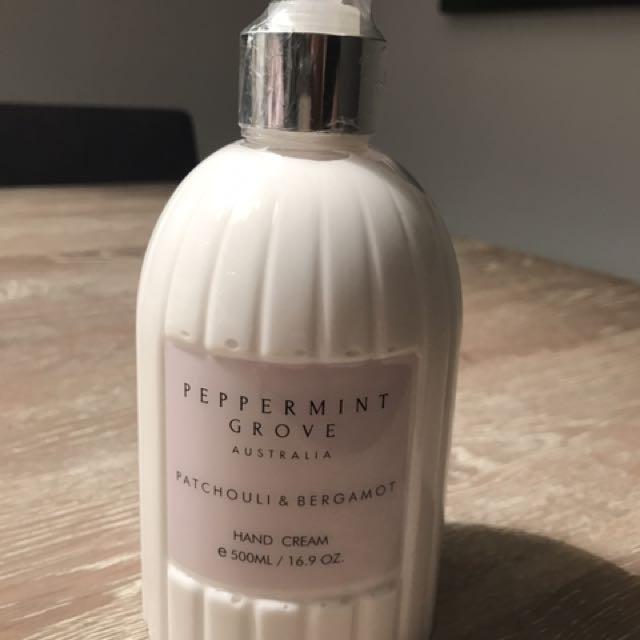 Peppermint Grove Hand Cream