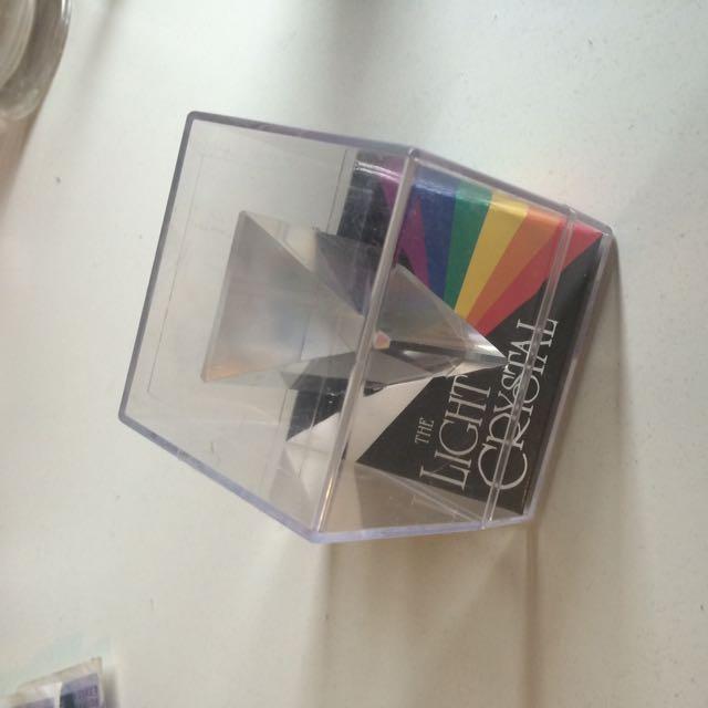 Physics Light Crystal
