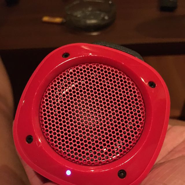 Portable Speaker (RED)