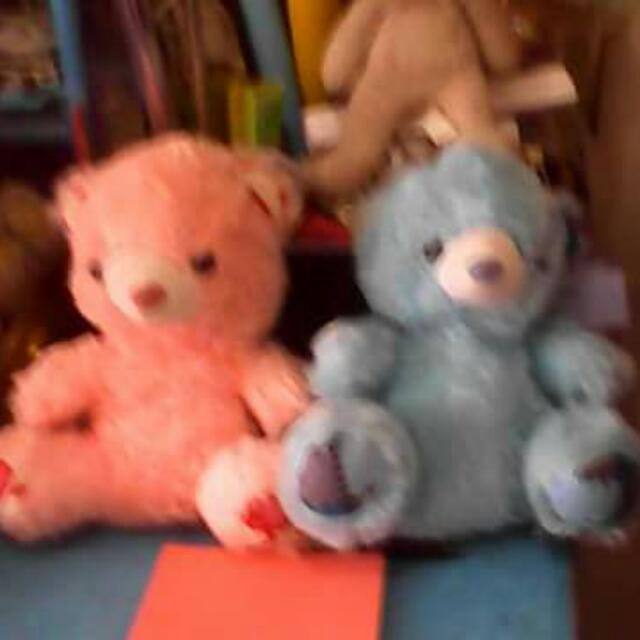 pre loved small sized he/she teddy bears