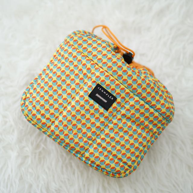 Preloved Crumpler Camera Bag