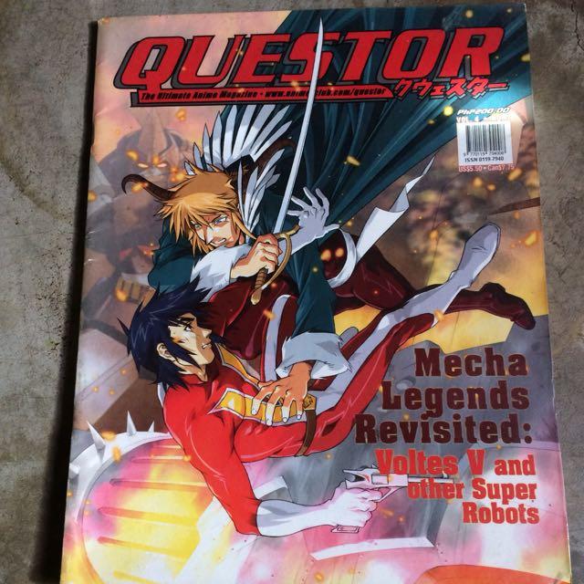 Questor Magazine!