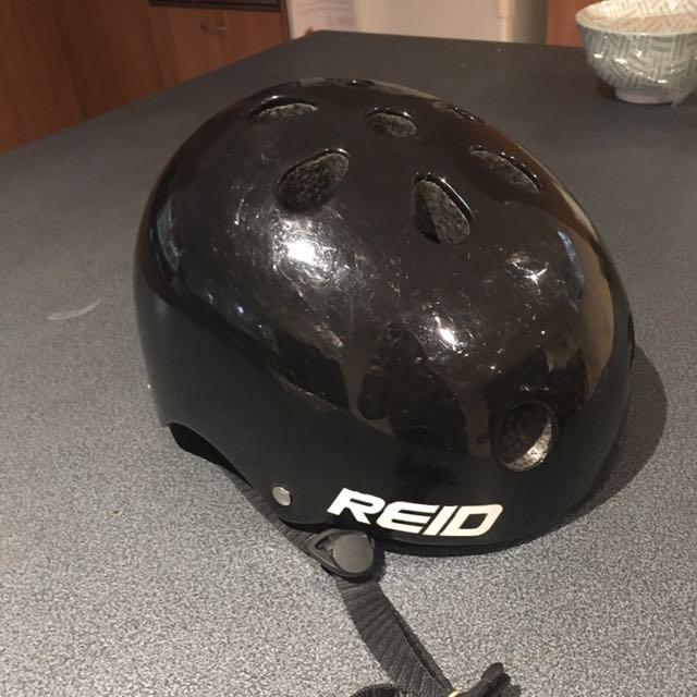 Reid Helmet.