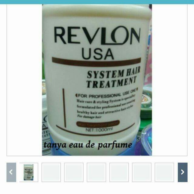 Revlon Treatment