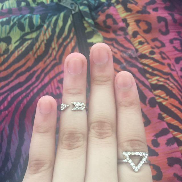 ring set // set cincin
