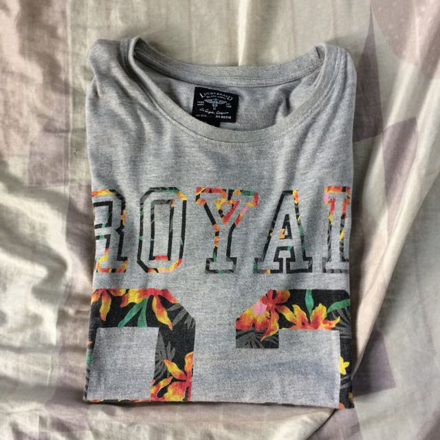 ROYAL FLORAL SHIRT