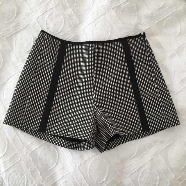 Sass And Bide Shorts SZ 36