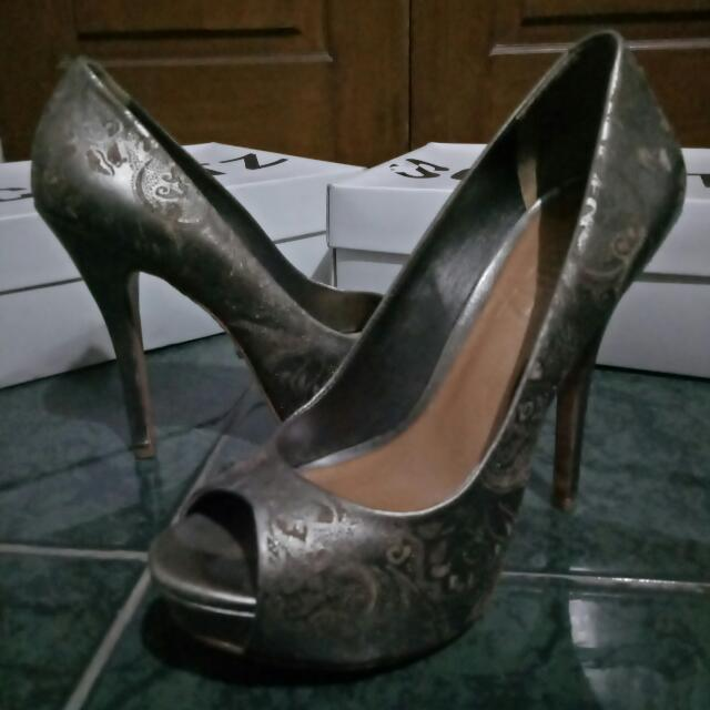 Schutz Metal Ladies Shoes