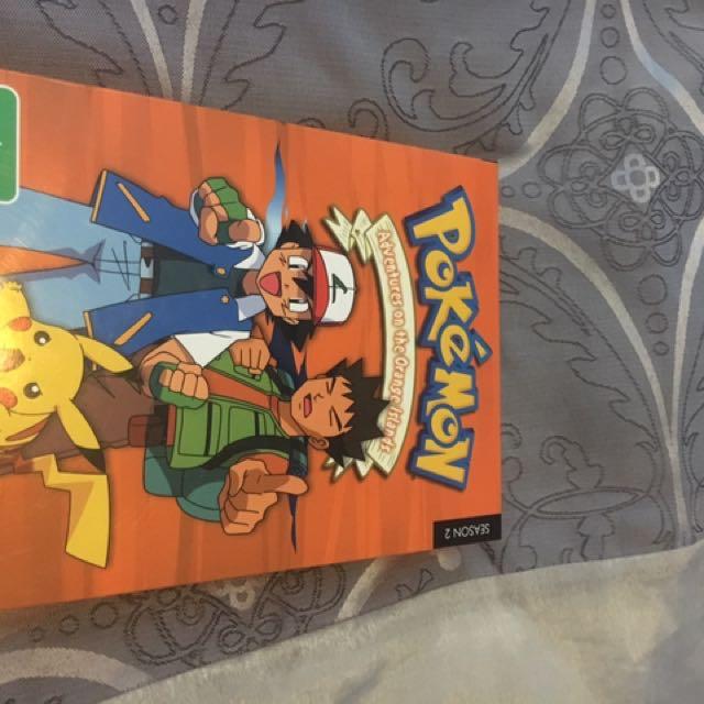 Season 2 Pokémon
